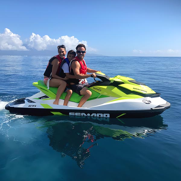 Jet Ski Tour at Punatea Village